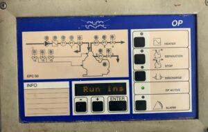 Επισκευή Alfa Laval EPC-50 repair